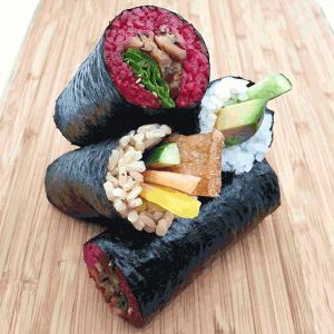 Vegan box (4 rolls)