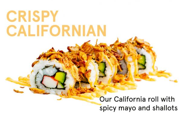 Crispy Californian